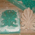 enrichment and rubber mould