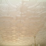 repaired ceiling