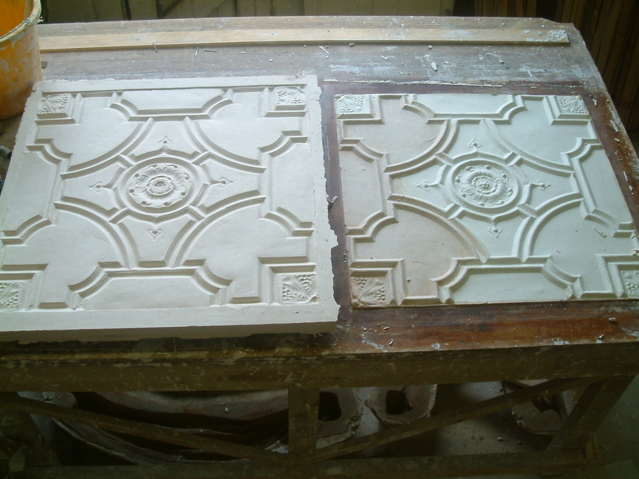 master and reverse mould