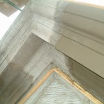 cornice to be mitred by hand, running cornice