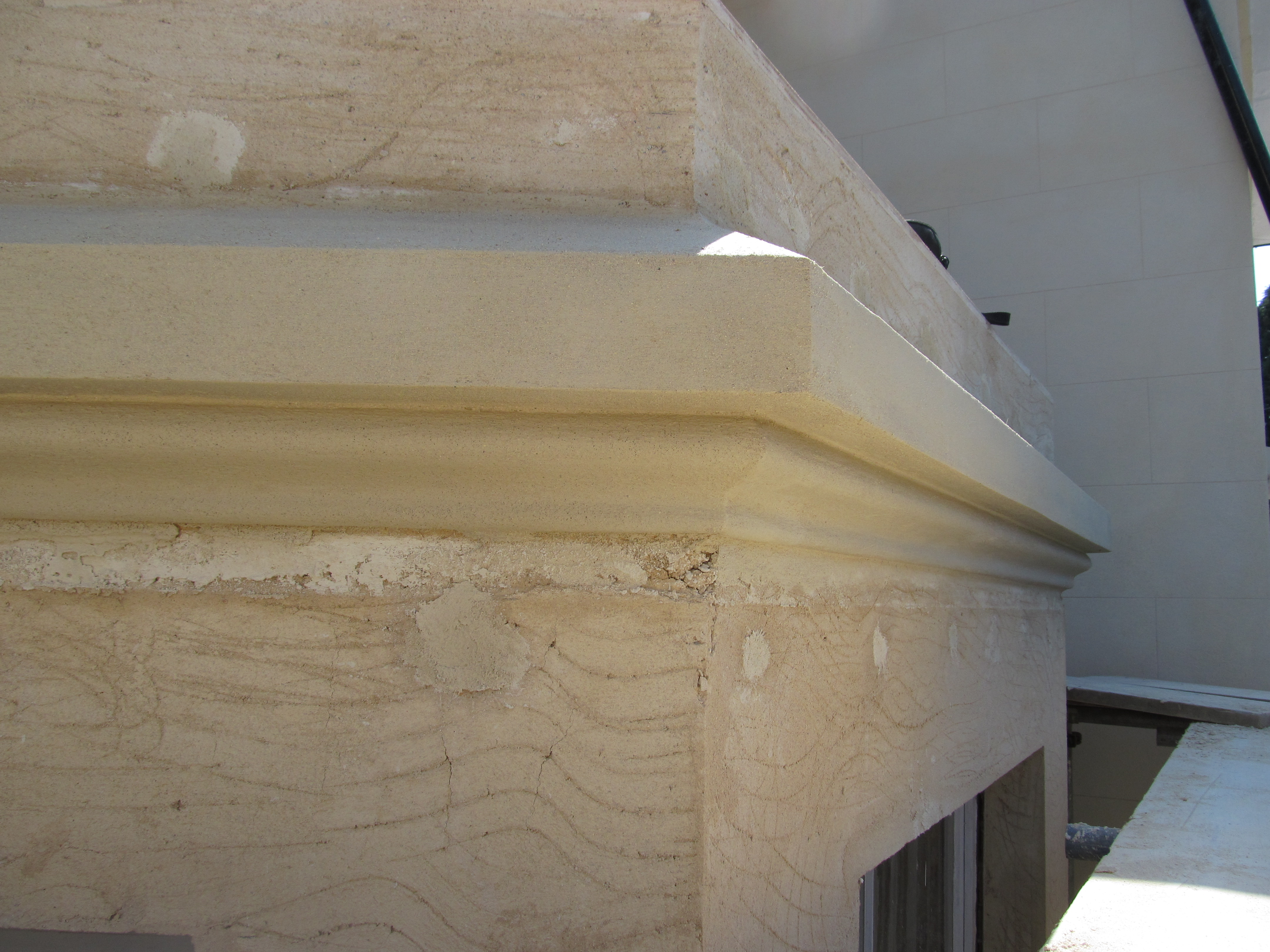 lime cornice complete